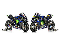 05/02/2020 Moto Gp 2020 <br /> Presentazione Yamaha Monster Energy 2020 YZR-M1 <br /> Photo Yamaha Motor Racing Srl / Insidefoto <br /> EDITORIAL USE ONLY
