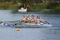 Race: 176: W Tier2 4x  Final<br /> <br /> Peterborough Summer Regatta 2017 - Sunday<br /> <br /> To purchase this photo, or to see pricing information for Prints and Downloads, click the blue 'Add to Cart' button at the top-right of the page.