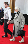 Carol Channing attends the 2010 Kennedy Center Honors Rehearsals in Washington, D.C..on December 6, 2010