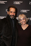 "Tony Shalhoub and Brooke Adams attends the Broadway Opening Night performance for The Roundabout Theatre Company's ""A Soldier's Play""  at the American Airlines Theatre on January 21, 2020 in New York City."