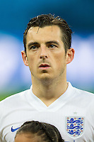 Leighton Baines of England