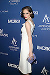 Supermodel Coco Rocha Attends The Accessories Council Toasts 20 Years at the 2014 Ace Awards Held at Cipriani 42nd Street