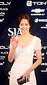 Ara, Oct 28, 2014 : South Korean actress Go A-ra poses before the 2014 Style Icon Awards (SIA) in Seoul, South Korea. The SIA is a style and culture festival. (Photo by Lee Jae-Won/AFLO) (SOUTH KOREA)