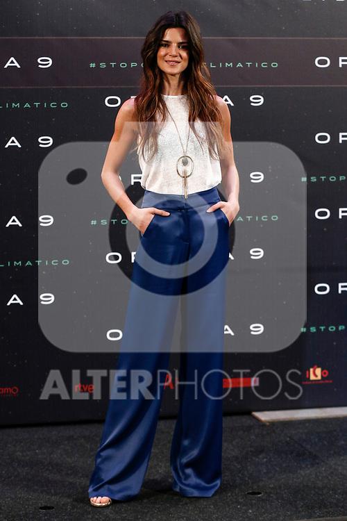"Clara Lago attends the junket of the film ""Orbita 9"" in Madrid, Spain. April 05, 2017. (ALTERPHOTOS / Rodrigo Jimenez)"