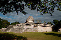 The Mayan archeological ruins of Chichen Itza, Yucatan, Mexico
