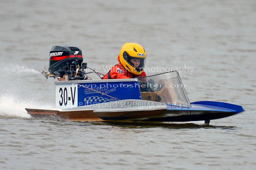 30-V   (Outboard Hydroplane)