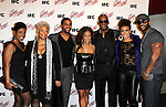 Tracey Bonner, LaDonna Tittle, Rolando Boyce, LeShay N. Tomlinson, R. Kelly, Erika Ringor and Eric Lane Attend Special Private Screening of the All-New Chapters of TRAPPED IN THE CLOSET With Creator and Star R. Kelly Hosted by IFC at the Sunshine Cinema, NY  11/19/12