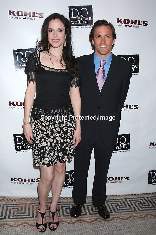 Mary-Louise Parker and Andrew Shue ..at The Do Something Brick Awards on April 11, 2006 ..at Capitale. The awards honors young people who make a difference in the world. ..Robin Platzer, Twin Images