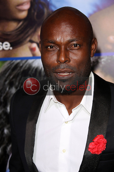 Jimmy Jean-Louis<br /> at the &quot;About Last Night&quot; Los Angeles Premiere, Arclight, Hollywood, CA 02-11-14<br /> David Edwards/Dailyceleb.com 818-249-4998