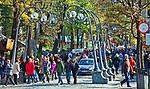 Ulica Krupówki w Zakopanem