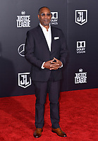 Joe Morton at the world premiere for &quot;Justice League&quot; at The Dolby Theatre, Hollywood. Los Angeles, USA 13 November  2017<br /> Picture: Paul Smith/Featureflash/SilverHub 0208 004 5359 sales@silverhubmedia.com