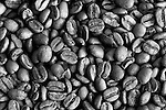 Coffe beans, Panama, central America<br />