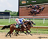 Moon Map winning at Delaware Park on 8/4/14