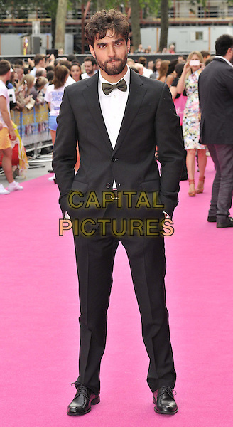 LONDON, ENGLAND - JUNE 11: Giulio Corso attends the &quot;Walking On Sunshine&quot; world film premiere, Vue West End cinema, Leicester Square, on Wednesday June 11, 2014 in London, England, UK.<br /> CAP/CAN<br /> &copy;Can Nguyen/Capital Pictures