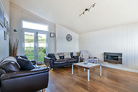 BNPS.co.uk (01202 558833)<br /> Pic: March&Petit/BNPS<br /> <br /> Living area. <br /> <br /> A charming clifftop cottage which offers breathtaking views of the English channel has emerged on the market for £450,000.<br /> <br /> Mildmay Cottage, in the fishing village of North Hallsands, Devon, backs on to the scenic South West Coastal Path.<br /> <br /> The front door of the three bedroom early 20th century former fisherman's property is just 4ft from the cliff edge.<br /> <br /> It looks out over Start Bay with its historic early 19th century lighthouse and the spectacular Dartmouth headland.<br /> <br /> The home is for sale with estate agent Marchard Petit who say the area is celebrated for its numerous unspoilt coves and beaches.