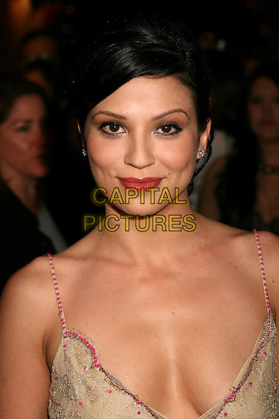 NAVI RAWAT.The 8th Annual Family Television Awards at the Beverly Hilton Hotel, Beverly Hills, California, USA..November 29th, 2006.headshot portrait cleavage.CAP/ADM/BP.©Byron Purvis/AdMedia/Capital Pictures