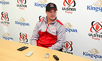 Tuesday 10th October 2017 | Ulster Rugby Media Conference<br /> <br /> Rob Herring during an Ulster Rugby Media Conference held at Kingspan Stadium, Ravenhill Park, Belfast, Northern Ireland. Photo by John Dickson/DICKSONDIGITAL