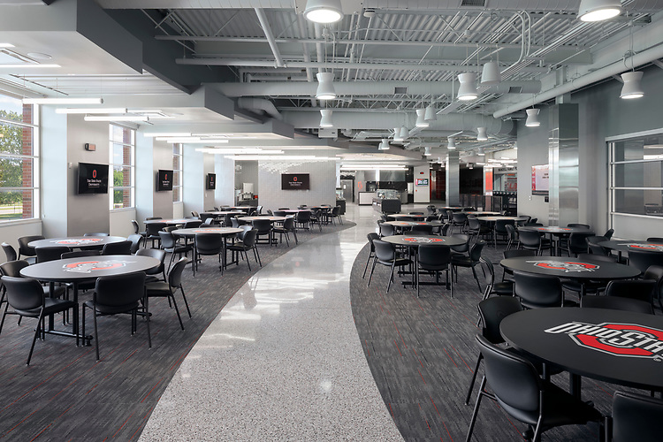 Ohio State University Woody Hayes Athletic Center Addition | MSA Architects