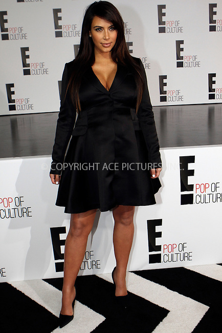 WWW.ACEPIXS.COM....April 22, 2013, New York City....Kim Kardashian at the E! 2013 Upfront at The Grand Ballroom at Manhattan Center on April 22, 2013in New York City....By Line: Nancy Rivera/ACE Pictures......ACE Pictures, Inc...tel: 646 769 0430..Email: info@acepixs.com..www.acepixs.com