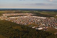 Aerial photography, Heli photo, Photo: Jesper Landby/Scouterna