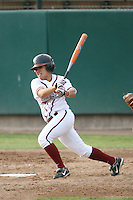 7 March 2008: Stanford Cardinal Tricia Aggabao during Stanford's 9-1 win against the Charleston Cougars in the Stanford Classic at the Boyd and Jill Smith Family Stadium in Stanford, CA.