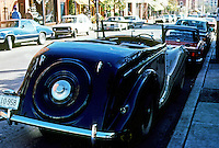Car: Bentley Convertible
