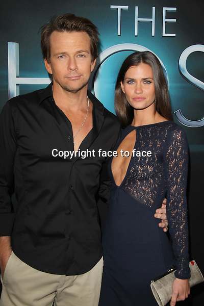 "Sean Patrick Flanery and Lauren Hill at the premiere of ""The Host"" at ArcLight Cinemas Cinerama Dome on March 19, 2013 in Hollywood, California. ..Credit: MediaPunch/face to face..- Germany, Austria, Switzerland, Eastern Europe, Australia, UK, USA, Taiwan, Singapore, China, Malaysia and Thailand rights only -"