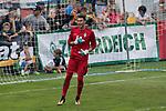 12.07.2017, Sportplatz, Zell am Ziller, AUT, TL Werder Bremen 2017 - FSP Werder Bremen (GER) vs Wolverhampton Wanderers (ENG), <br /> <br /> im Bild<br /> Jiri Pavlenka (Werder Bremen #1)<br /> <br /> Foto &copy; nordphoto / Kokenge