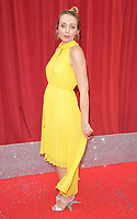 Cerrie Burnell at the British Soap Awards 2018, Hackney Town Hall, Mare Street, London, England, UK, on Saturday 02 June 2018.<br /> CAP/CAN<br /> &copy;CAN/Capital Pictures