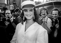 Brooke Shields 1982<br /> Photo by Adam Scull/PHOTOlink.net