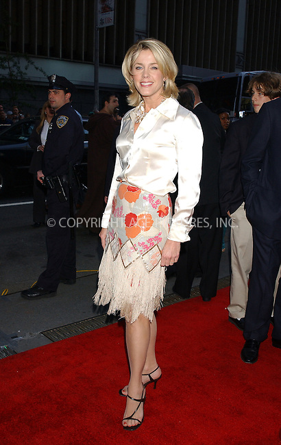 WWW.ACEPIXS.COM . . . . . ....NEW YORK, MAY 12, 2005....Deborah Norville at the 'Star Wars Episode III: Revenge of the Sith' premiere held at the Ziegfeld Theater.....Please byline: KRISTIN CALLAHAN - ACE PICTURES.. . . . . . ..Ace Pictures, Inc:  ..Craig Ashby (212) 243-8787..e-mail: picturedesk@acepixs.com..web: http://www.acepixs.com