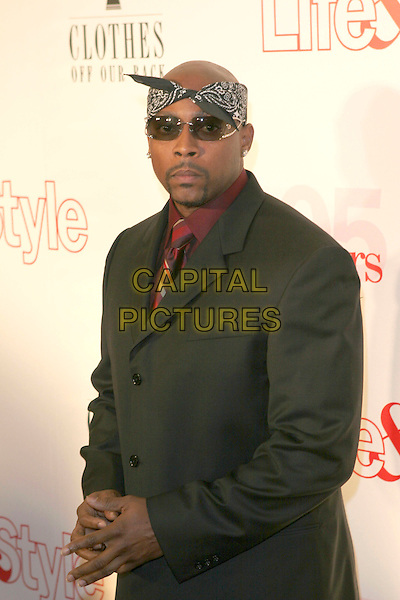 NATE DOGG.Attends Life & Style Magazine Presents Stylemakers 2005 held at the Monmartre Lounge, Hollywood, California. USA, 26 May 2005. .half length bandanna bandana sunglasses.Ref: ADM.www.capitalpictures.com.sales@capitalpictures.com.©Zach Lipp /AdMedia/Capital Pictures.
