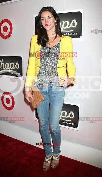 May 01, 2012 Hilary Rhoda attends the Launch of the Shops at Target at the IAC Building in New York City. Credit: RW/MediaPunch Inc. NORTEPHOTO.COM<br /> **SOLO*VENTA*EN*MEXICO**
