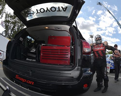 Cruz Pedregon, Snap-On Tools, Funny Car, Camry
