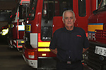 Oliver Flanagan Retiring from the Fire Service in his 40th year in Service...(Photo credit should read Jenny Matthews www.newsfile.ie)....This Picture has been sent you under the conditions enclosed by:.Newsfile Ltd..The Studio,.Millmount Abbey,.Drogheda,.Co Meath..Ireland..Tel: +353(0)41-9871240.Fax: +353(0)41-9871260.GSM: +353(0)86-2500958.email: pictures@newsfile.ie.www.newsfile.ie.