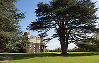 Malahide Castle has extensive grounds to explore.