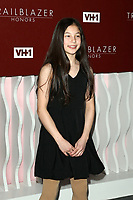 LOS ANGELES - FEB 20:  Alysa Liu at VH1 Trailblazer Honors at the Wilshire Ebell Theatre on February 20, 2019 in Los Angeles, CA