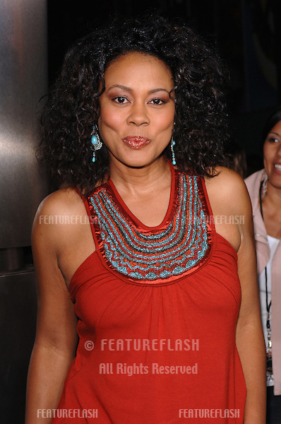 Actress LEILA ROCHON at the Los Angeles premiere of King's Ransom..April 21, 2005 Los Angeles, CA..© 2005 Paul Smith / Featureflash