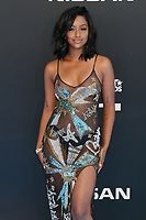 LOS ANGELES, CA - JUNE 23: Justine Skye at the 2019 BET Awards at the Microsoft Theater in Los Angeles on June 23, 2019. Credit: Walik Goshorn/MediaPunch