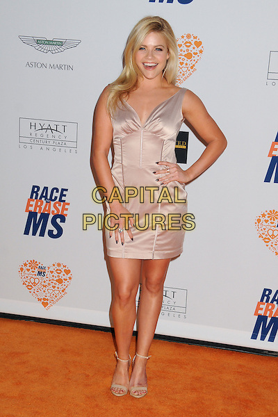 02 May 2014 - Century City, California - Witney Carson. 21st Annual Race to Erase MS Gala held at the Hyatt Regency Century Plaza.  <br /> CAP/ADM/BP<br /> &copy;Byron Purvis/AdMedia/Capital Pictures