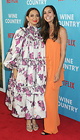 "Maya Rudolph and Sabrina Rudolph at the World Premiere of ""WINE COUNTRY"" at the Paris Theater in New York, New York , USA, 08 May 2019"
