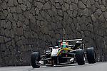 Roberto Merhi races the Formula 3 Macau Grand Prix during the 61st Macau Grand Prix on November 14, 2014 at Macau street circuit in Macau, China. Photo by Aitor Alcalde / Power Sport Images
