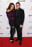 07 February 2020 - Beverly Hills - Ann Russo, Anthony Russo. 57th Annual ICG Publicists Awards Luncheon  held at Beverly Hilton Hotel. Photo Credit: Birdie Thompson/AdMedia