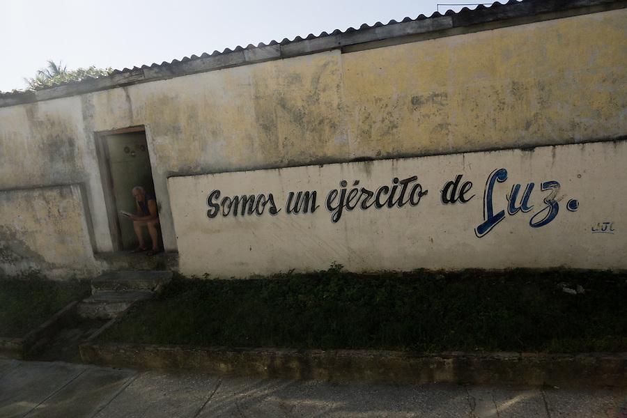Santiago de Cuba.