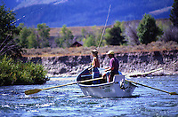 actress, heather thomas, Fly-fishing, Snake river, jackson Hole, Grand teton National Park,  Greater Yellowstone