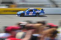 May 2, 2008; Richmond, VA, USA; NASCAR Sprint Cup Series driver Kurt Busch during practice for the Dan Lowry 400 at the Richmond International Raceway. Mandatory Credit: Mark J. Rebilas-