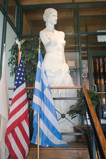 Venus Restaurant, Chicago, Illinois