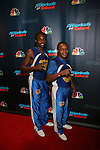 AGT Contestant Chicago Boyz Acrobatic Team At America's Got Talent Post Show Red Carpet at Radio City Music Hall, NY