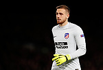 Atletico Madrid's Jan Oblak in action during the Champions League Group C match at the Stamford Bridge, London. Picture date: December 5th 2017. Picture credit should read: David Klein/Sportimage
