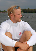 Reading, GREAT BRITAIN, Alex Partridge, GB Rowing 2007 FISA World Cup Team Announcement, at the GB Training centre, Caversham, England on Thur. 26.04.2007  [Photo, Peter Spurrier/Intersport-images]..... , Rowing course: GB Rowing Training Complex, Redgrave Pinsent Lake, Caversham, Reading